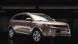猎豹CS10上海车展上市 售价9.68万起