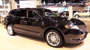 2015款林肯MKT 搭载3.5升V6发动机