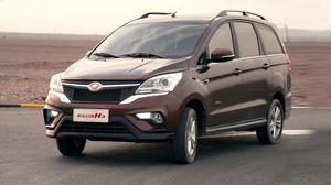 2015款北汽幻速H3全能MPV 起售价5.58万