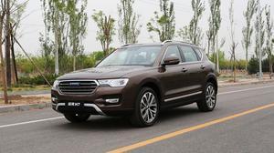 哈弗H7北京车展上市 售价14.98万元起