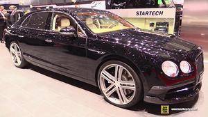 2016款宾利飞驰StarTech改装 搭W12引擎