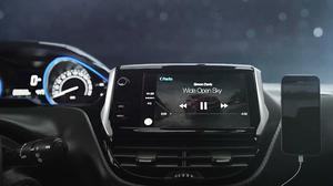 新款标致2008 采用7英寸触控显示屏