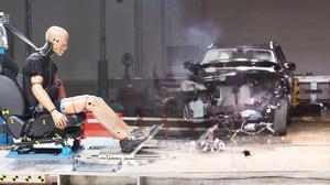 C-NCAP碰撞测试 SUV安全技术哪家强