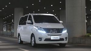 柳汽菱智东风风行F600深化期视频