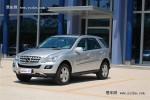 2012款美规版奔驰ML350新车惠州到店