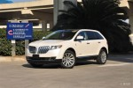 林肯MKX接受预订订金10万元 有现车