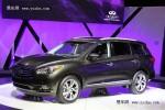 2011洛杉矶车展 英菲尼迪JX跨界新车亮相