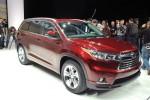 丰田新汉兰达纽约车展首发 预计明年上市