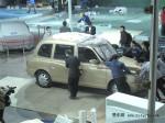 2010北京车展抢先探馆 英伦出租车遭曝光