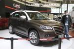 长城哈弗经济SUV车型H2亮相2013上海车展