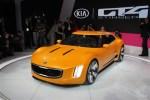 起亚GT4 Stinger量产版最早2016年推出