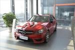奔驰C63 AMG杭州优惠15万元 进入80万区间