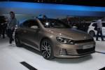 大众改款尚酷亮相日内瓦车展 将于8月上市