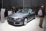 捷豹首款轻量化车型XE正式亮相巴黎车展