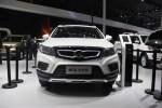 绅宝X55上海车展正式发布 定位小型SUV
