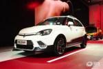 新款MG 3SW将10月18日上市 预计7万元起售