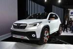 斯巴鲁北京车展阵容 新概念车国内首秀