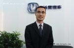 采访云南万友长安4S店销售经理阿栋林