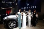 玛莎拉蒂Kubang/GranCabrio登陆中国市场
