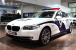 国际警用装备展开幕 宝马特种车集体亮相