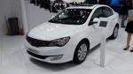 2014款荣威350新增1.5T车型亮相北京车展