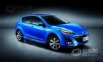 Mazda3星骋两厢独家销售 浪漫季购车有礼
