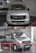 2012北京国际车展 中欧房车新款仕爵亮相