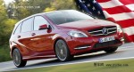 全新一代奔驰B级EV车型将在美国率先发售