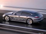 Panamera旅行版概念车将亮相巴黎车展