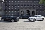 三驾马车 奥迪A6L与BMW 530Li与奔驰E300L