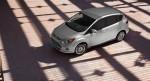福特C-MAX Hybrid百公里油耗5升 年底上市