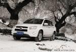 城市包抄野外 雪地试驾一汽丰田新款RAV4