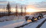 安全要主动掌握 长城哈弗SUV冰雪试驾