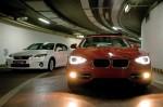 夺面双雄 雷克萨斯CT200h对比BMW 118i