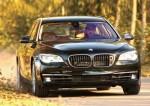 机械性能依旧优异 试驾BMW 760Li