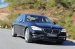 全混时代 新款BMW 7系混合动力环保车