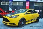 谢尔比推出改装版福克斯ST 亮相北美车展