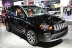 新款Jeep指南者/自由客亮相 增6AT变速箱