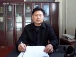 山东嘉顺汽贸总经理赵学勇祝网友蛇年大吉