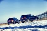 一场SUV的盛会 七款车型对比试驾