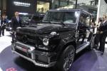 巴博斯上海车展发布7款车型 并展示售价