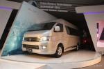 福田蒙派克 S全球发布 首次海外八国销售