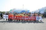 加油欧力威 长安百Q粉丝团助威上海车展