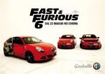 限量6台 Giulietta《速度与激情6》版发布