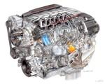 科尔维特Stingray将搭载全新LT1 V8发动机