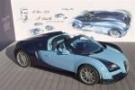 布加迪首款传奇限量版车型首发 限量售3台