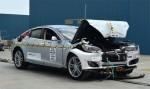 NHTSA回应Model S碰撞成绩 不存在5.4星
