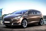 全新福特S-MAX量产车将亮相科隆车展