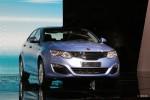 荣威550插电式混动车型上市 售24.88万起
