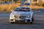 曝奔驰S63 Coupe新谍照 进口或售200万元